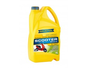 Scooter 2-T Mineral 4L