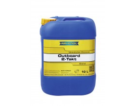 Outboardoel 2-T Mineral 10L
