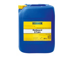 Outboardoel 2-T Mineral 20L