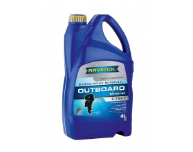 Outboardoel 2-T Mineral 4L