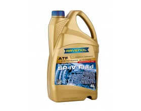 ATF SP-IV Fluid 4L
