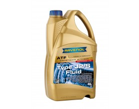 ATF Type J2/S Fluid 4L