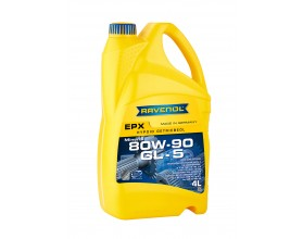EPX SAE 80W-90 GL-5 4L